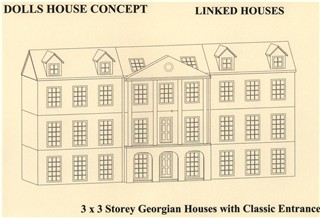 Linked Houses - Classic Front